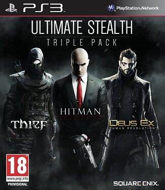 UltimateStealthTriplePack(PS3)